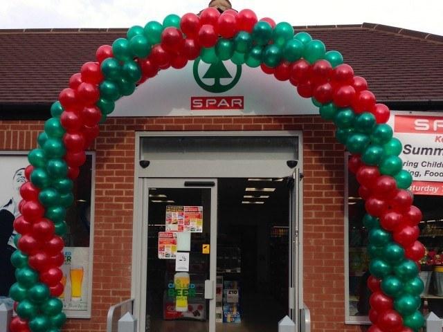 SPAR Retail Arch