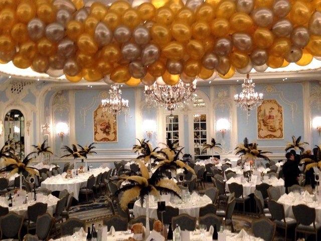 Balloon Drop, The Savoy