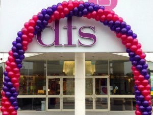 Balloon Arch Retail Decoration