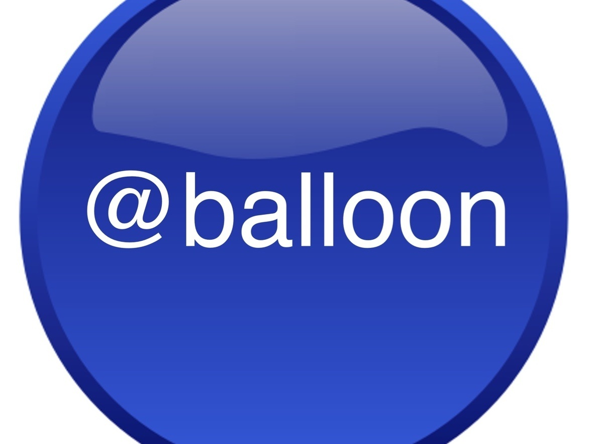 Username @balloon